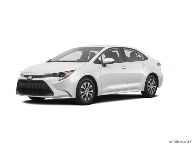 New 2021 Toyota Corolla in Waco, TX