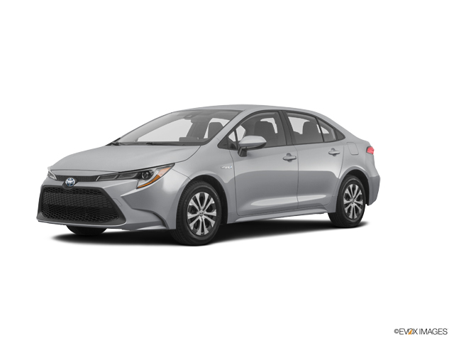 New 2021 Toyota Corolla in Yuba City, CA