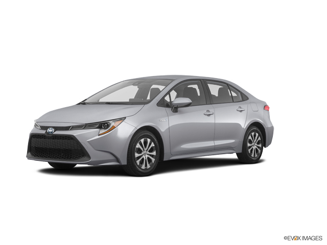 New 2021 Toyota Corolla in South Hernando, MS
