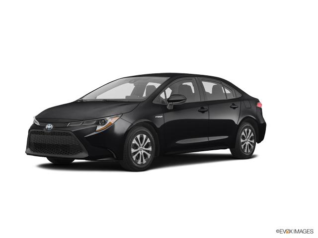 New 2021 Toyota Corolla in Houma, LA