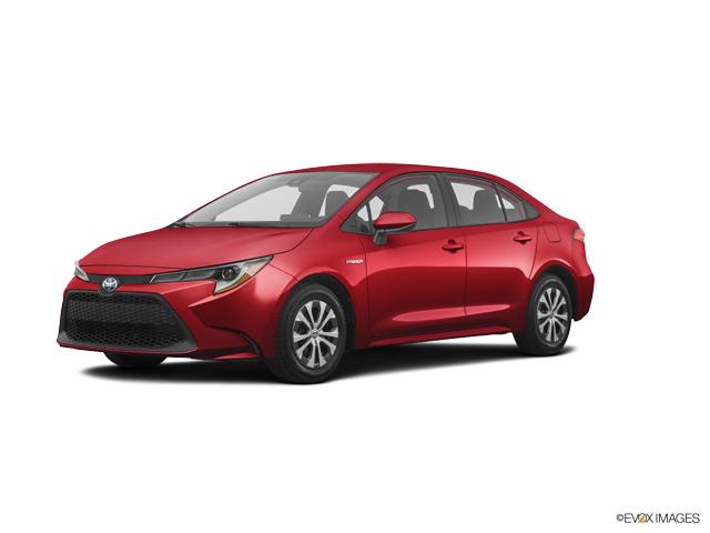 New 2021 Toyota Corolla in Burlingame, CA