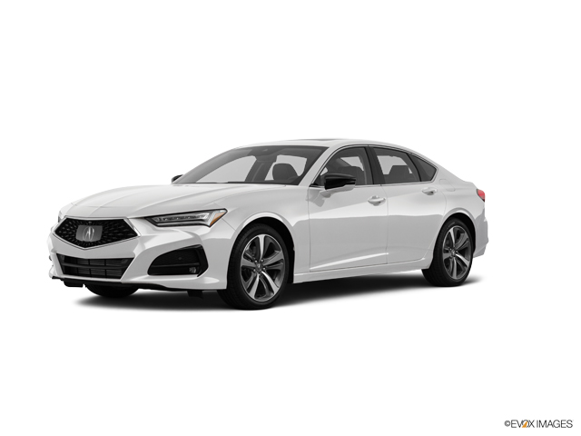 New 2021 Acura TLX in San Diego, CA