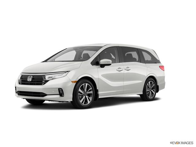 New 2021 Honda Odyssey in Davis, CA