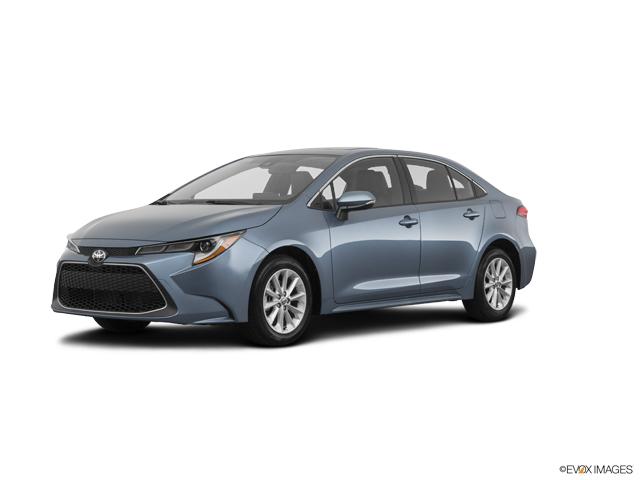 2021 Toyota Corolla XLE
