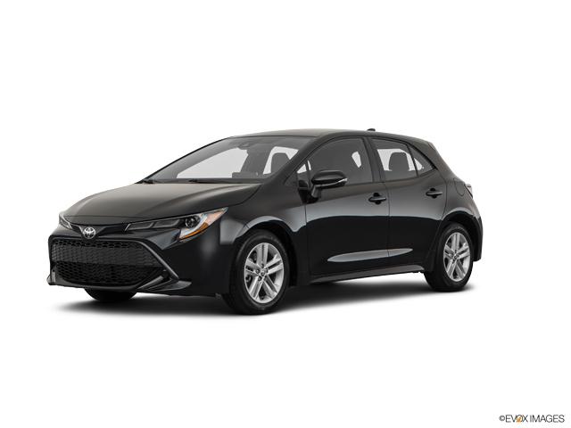 2021 Toyota Corolla Hatchback SE