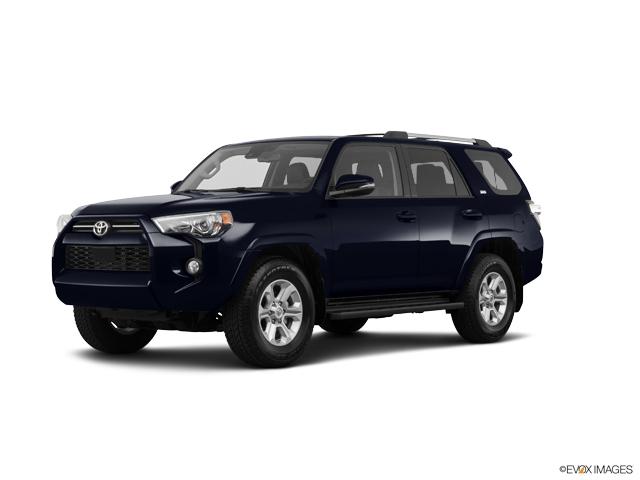 New 2021 Toyota 4Runner in Abilene, TX
