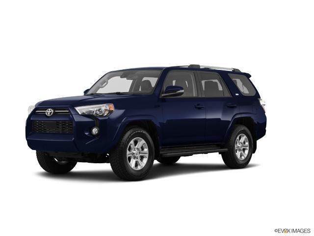 New 2021 Toyota 4Runner in Bossier City, LA