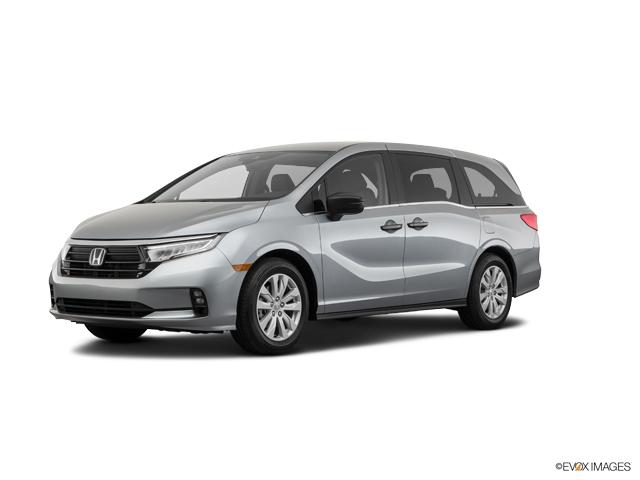 New 2021 Honda Odyssey in Mesa, AZ