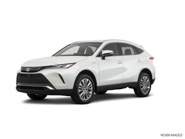 New 2021 Toyota Venza in Abilene, TX