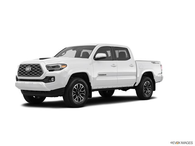 New 2021 Toyota Tacoma in Burlingame, CA