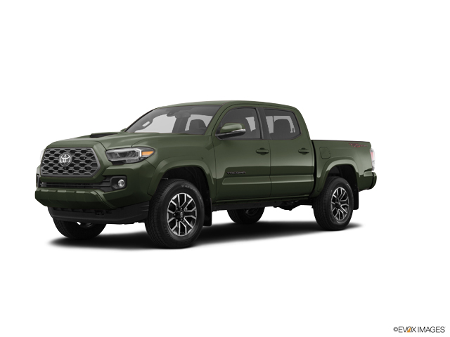 New 2021 Toyota Tacoma in Burlingame, CA