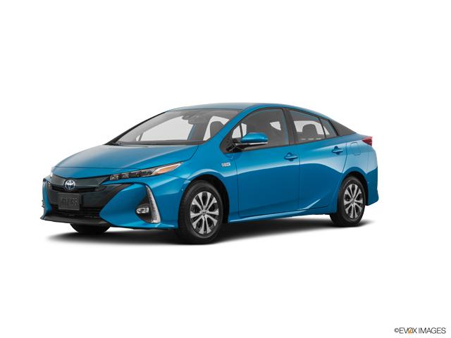 New 2021 Toyota Prius Prime in Burlingame, CA