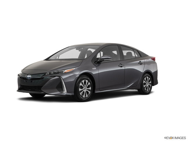 New 2021 Toyota Prius Prime in Burlingame, CA