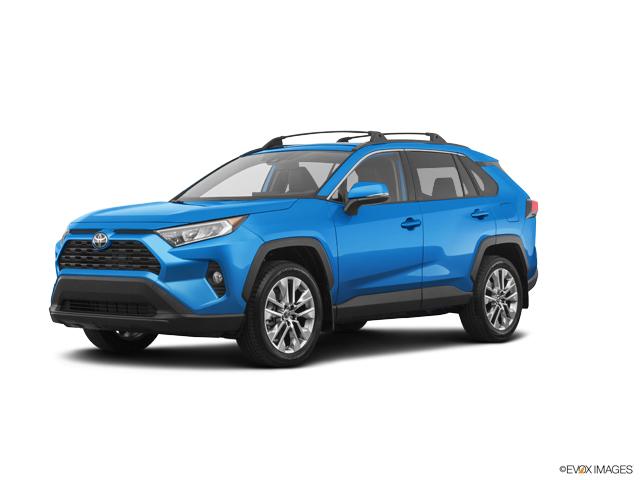 New 2021 Toyota RAV4 in Tuscaloosa, AL