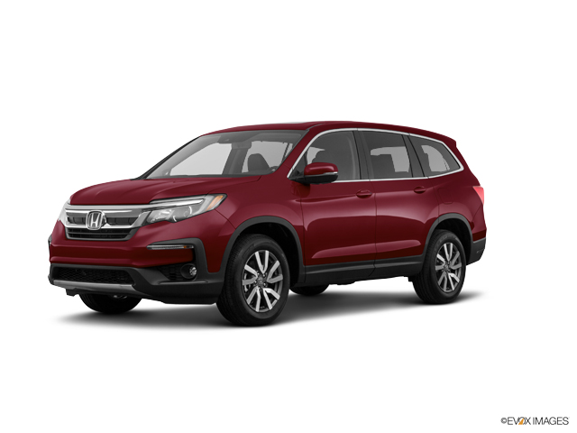 New 2021 Honda Pilot in Omaha, NE