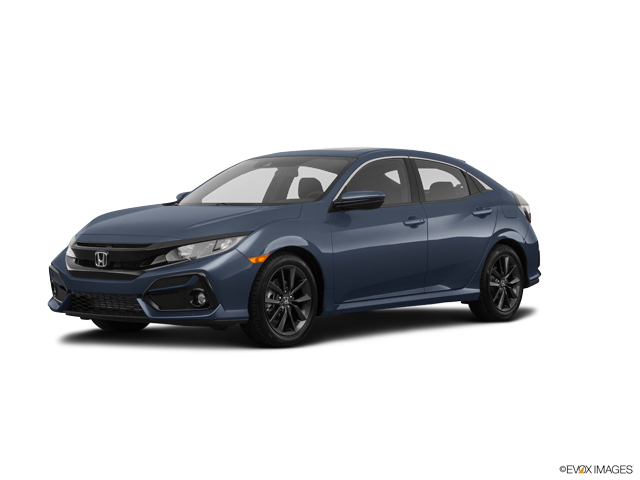 New 2021 Honda Civic Hatchback in Portland, OR