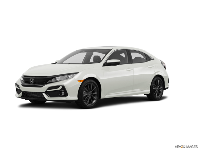 New 2021 Honda Civic Hatchback in Troutdale, OR
