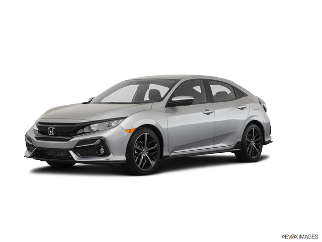 New 2021 Honda Civic Hatchback in Savannah, GA
