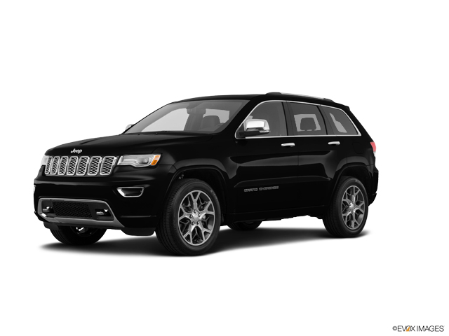 2021 Jeep Grand Cherokee Trailhawk 4x4