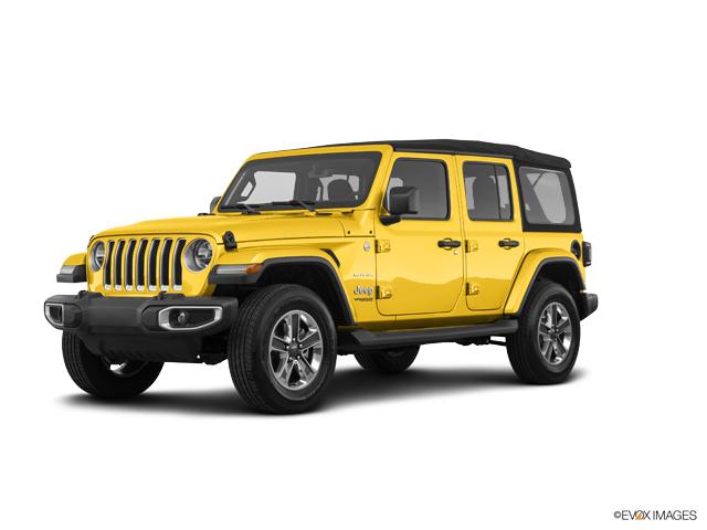 New 2021 Jeep Wrangler in Little Falls, NJ