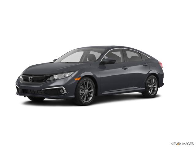 New 2021 Honda Civic Sedan in Longview, WA