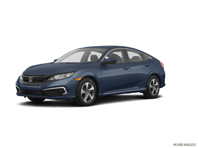 New 2021 Honda Civic Sedan in Westerville, OH