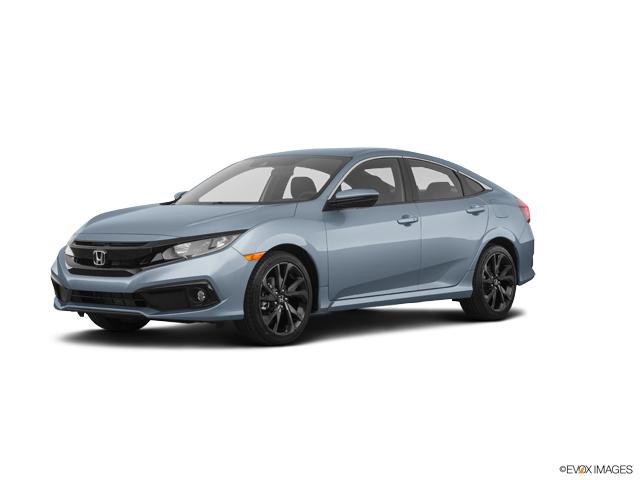 New 2021 Honda Civic Sedan in Burlington, WA