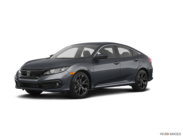 New 2021 Honda Civic Sedan in , AL