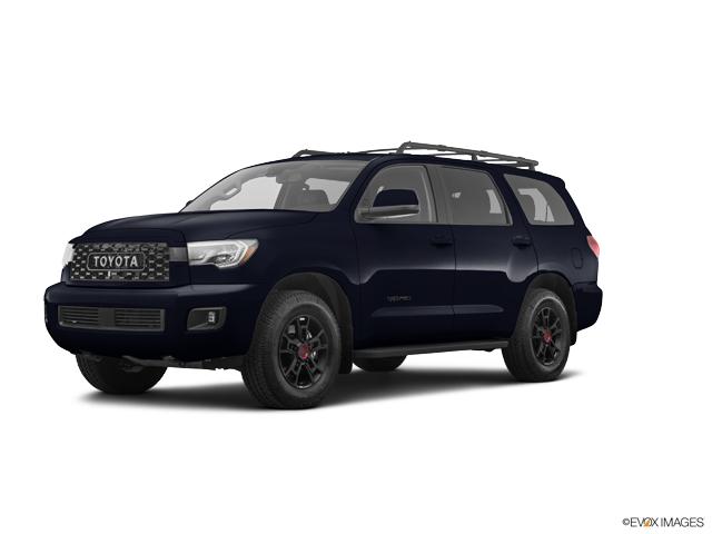 2021 Toyota Sequoia SR5