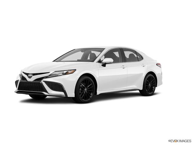 New 2021 Toyota Camry in Dallas, TX