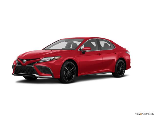 New 2021 Toyota Camry in Abilene, TX