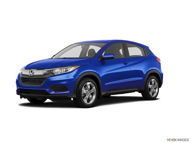 New 2021 Honda HR-V in Fishers, IN