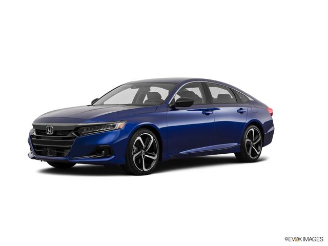 New 2021 Honda Accord Sedan in Auburn, AL