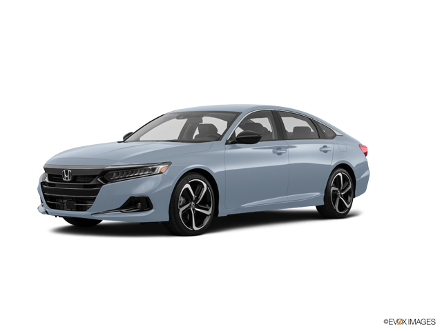 New 2021 Honda Accord Sedan in Olympia, WA