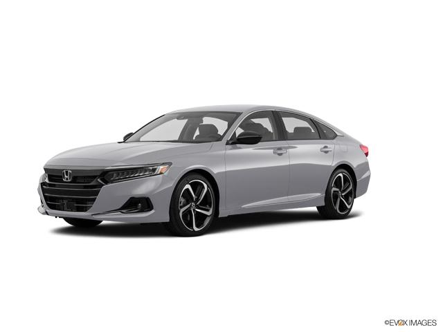 New 2021 Honda Accord Sedan in Westerville, OH
