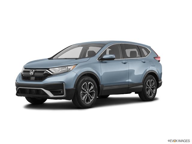 New 2021 Honda CR-V in Burlington, WA