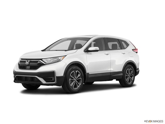 New 2021 Honda CR-V in Taylorsville, IN