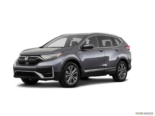New 2021 Honda CR-V Hybrid in Portland, OR