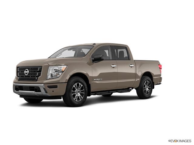 New 2021 Nissan Titan in Jackson, MI