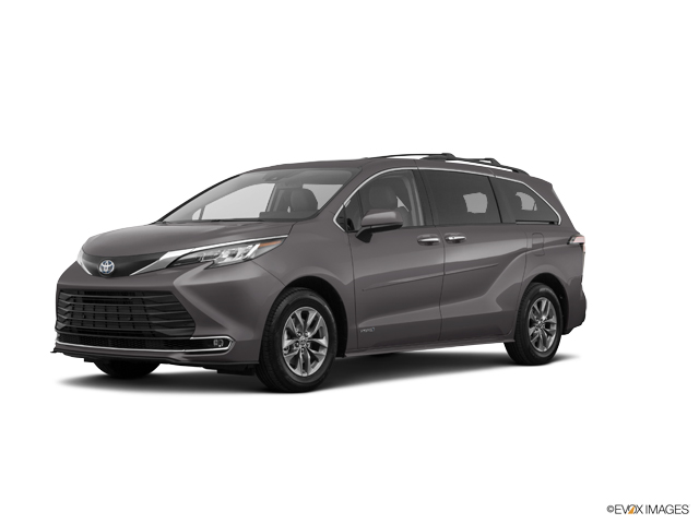 New 2021 Toyota Sienna in Burlingame, CA