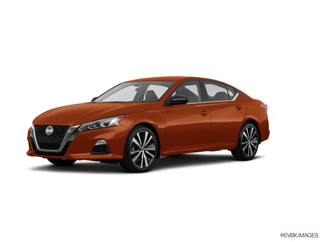 2021 Nissan Altima 2.5 SR