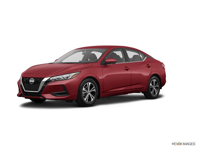 New 2021 Nissan Sentra in Little Falls, NJ