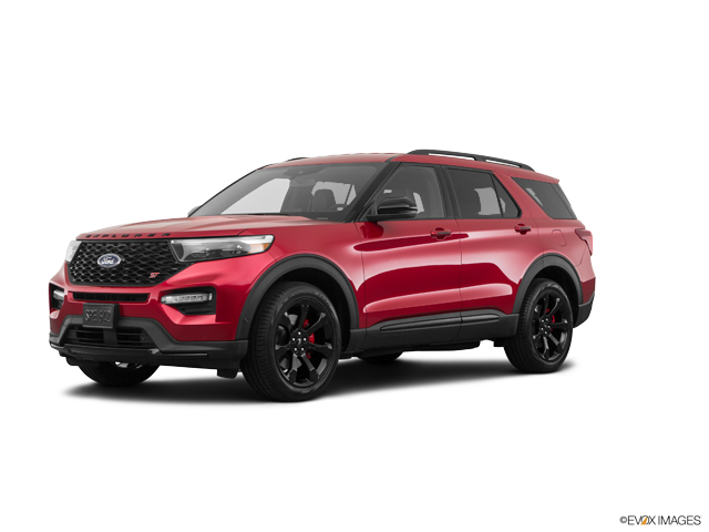 New 2021 Ford Explorer in Kirkland, WA