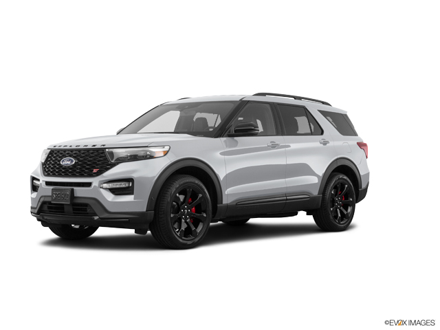 New 2021 Ford Explorer in Jackson, MS