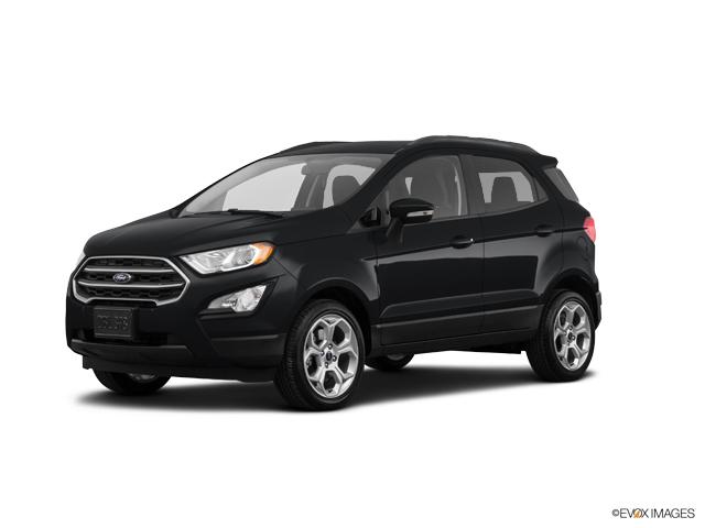 New 2021 Ford EcoSport in Kirkland, WA