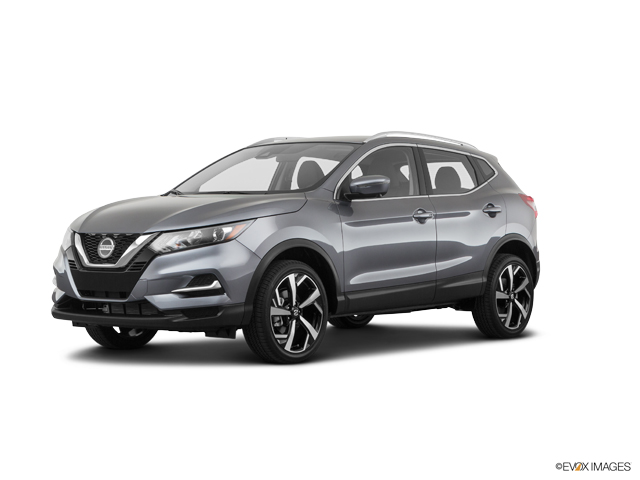 New 2021 Nissan Rogue Sport in Huntsville, AL