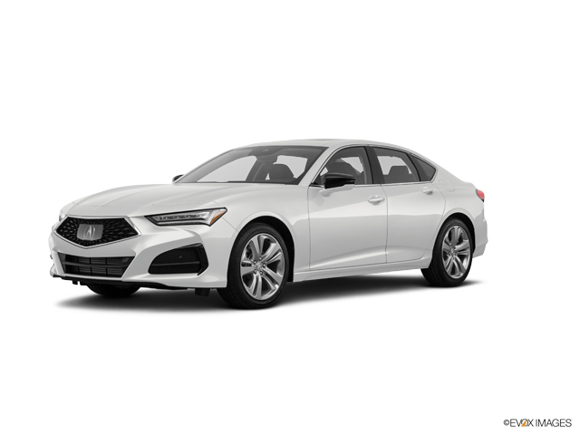 New 2021 Acura TLX in Lancaster, PA