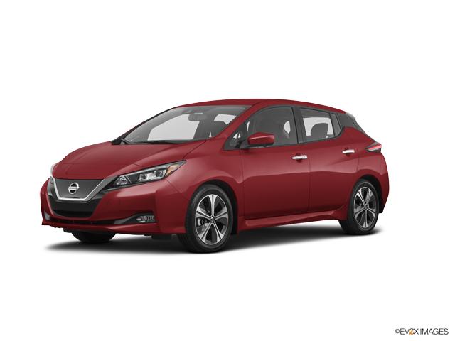 New 2021 Nissan LEAF in Little Falls, NJ