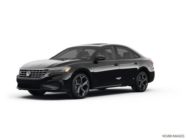 New 2021 Volkswagen Passat in Lynnwood, WA