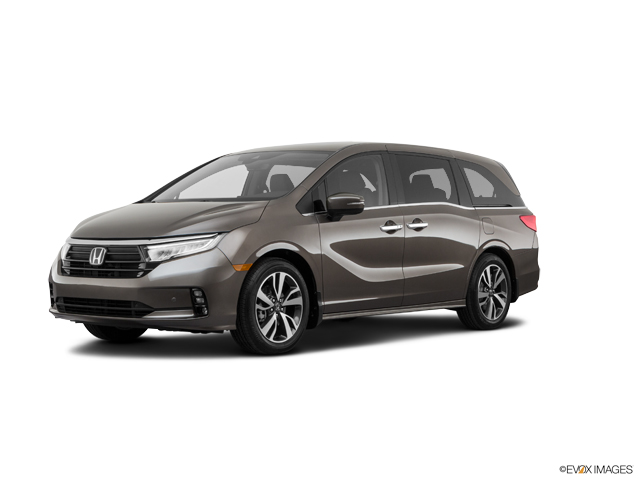 New 2022 Honda Odyssey in Westerville, OH